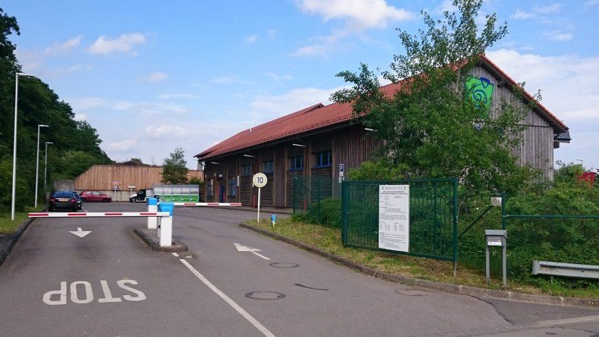 Recyclingpark-Management